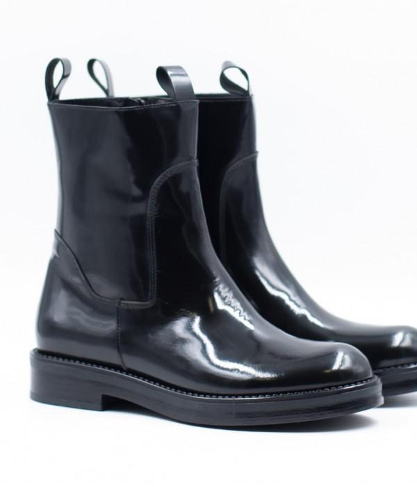 Ботинки байкер