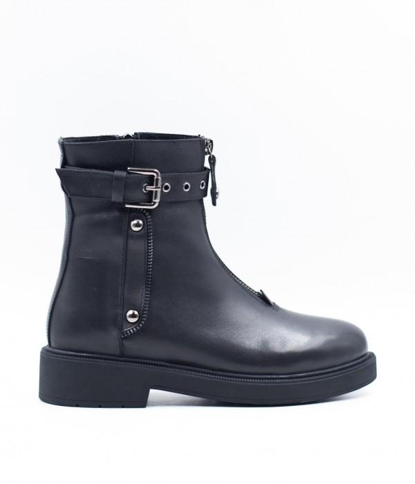 Итлальянские зимние ботинки